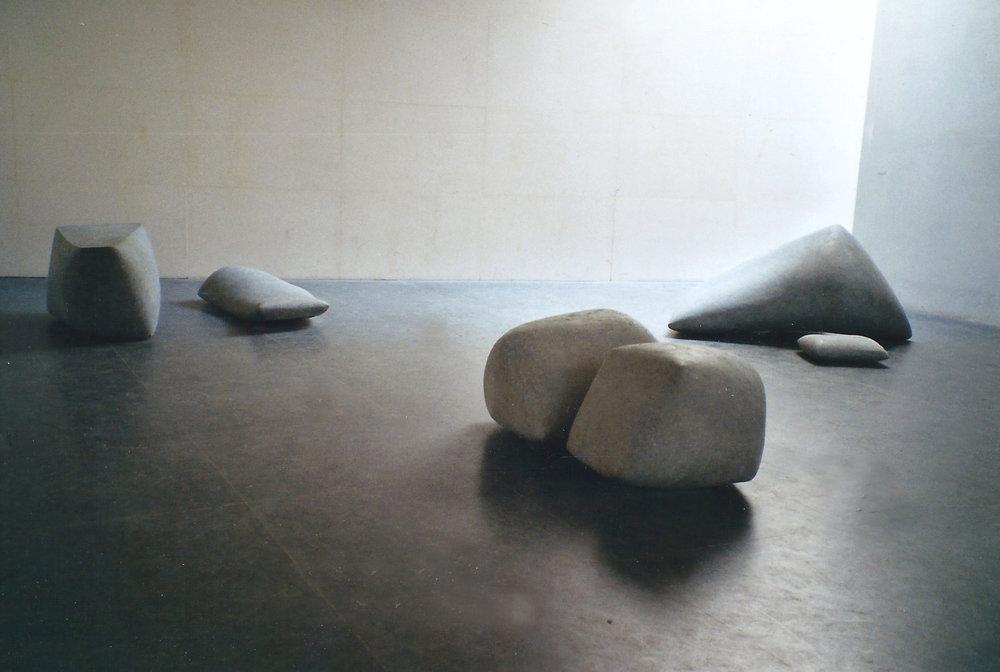 Exhibition view . 2000. Musée Antoine Bourdelle. Paris