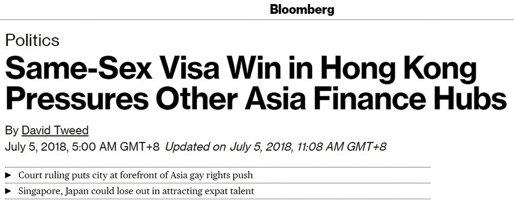 Bloomberg, 5 July 2018