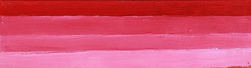 'Rainbow' by Sophie (acrylic on canvas)