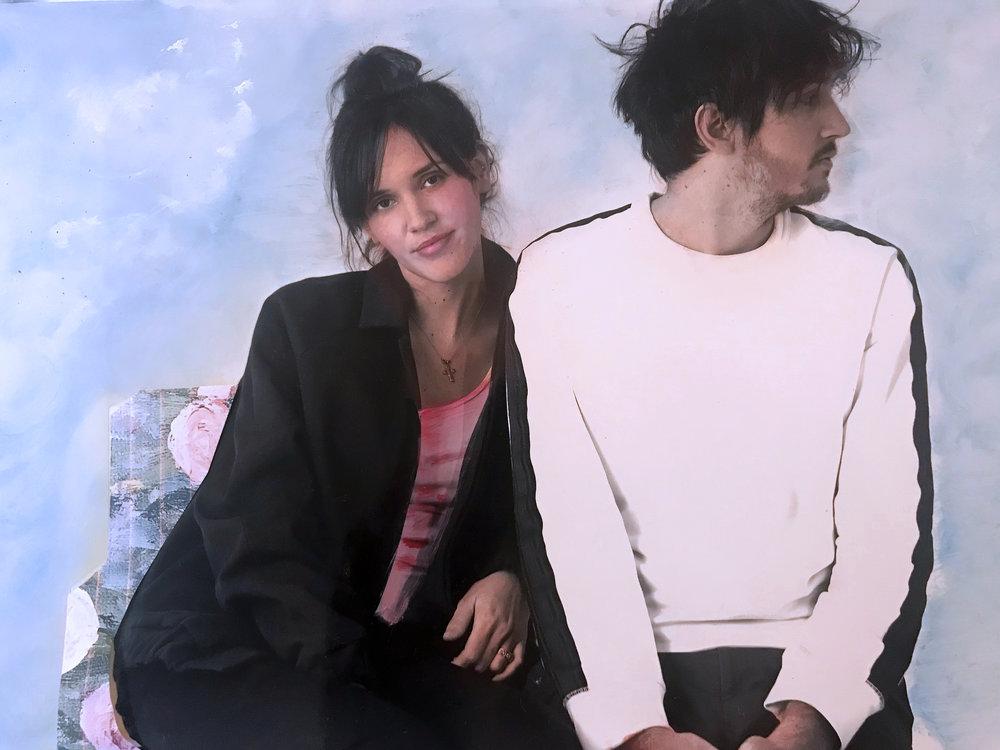 Clémence et Matthieu
