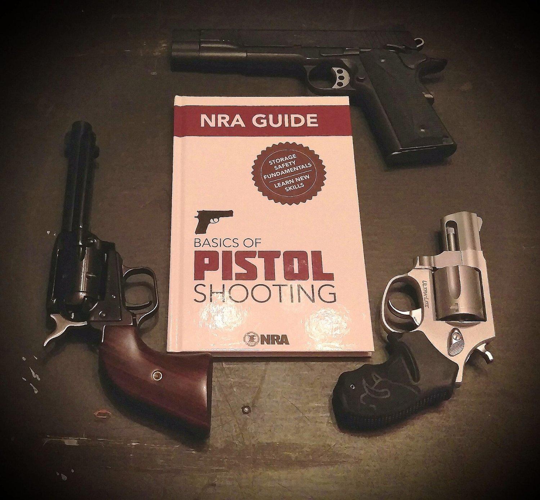 NRA Basics of Pistol Shooting - Instructor Led