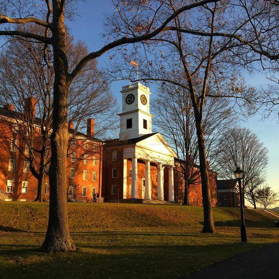 Amherst College Campus c/o @larihen