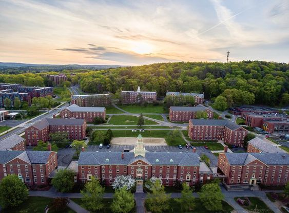 University of Massachusetts Amherst, UMass c/o @ umass