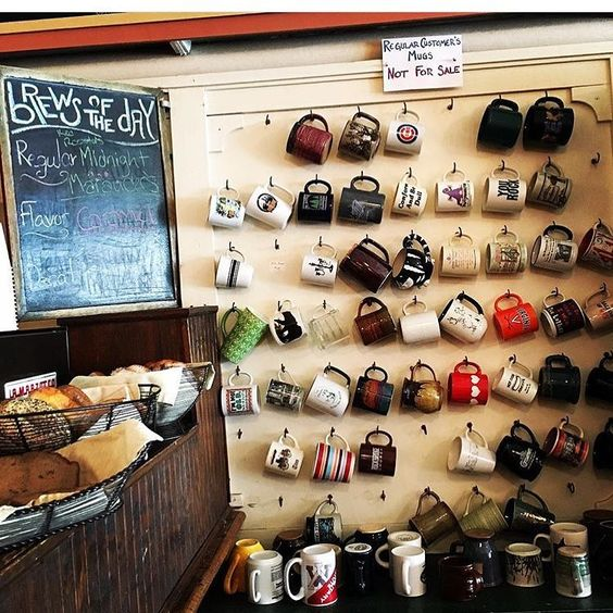 Lexington Coffee Shop, c/o @ spoon_washlee