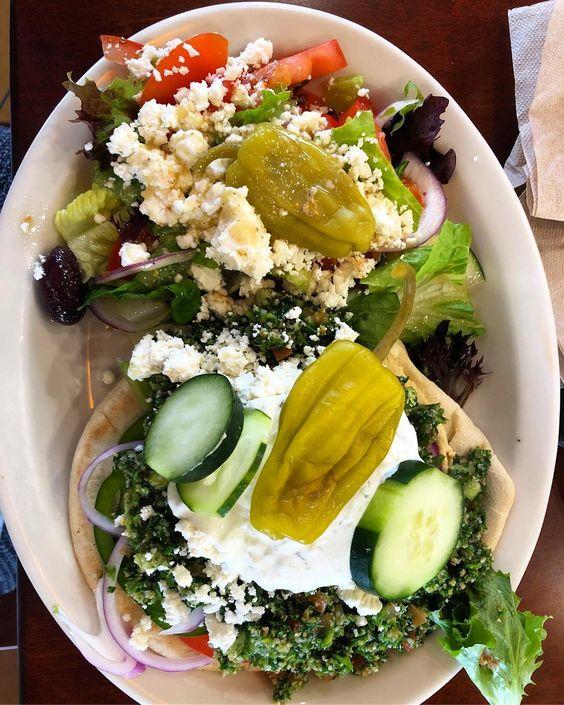 Mediterranean Deli, co/ @ l  keepcalm_eat_on