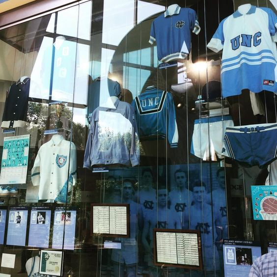 Carolina Basketball Museum, c/0 @ wpwiii