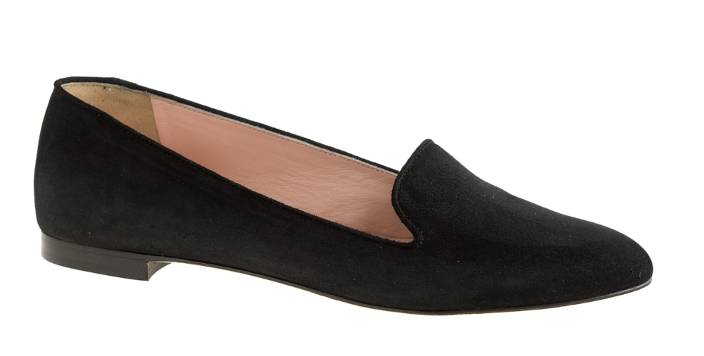 J. Crew, Cleo Suede Loafer