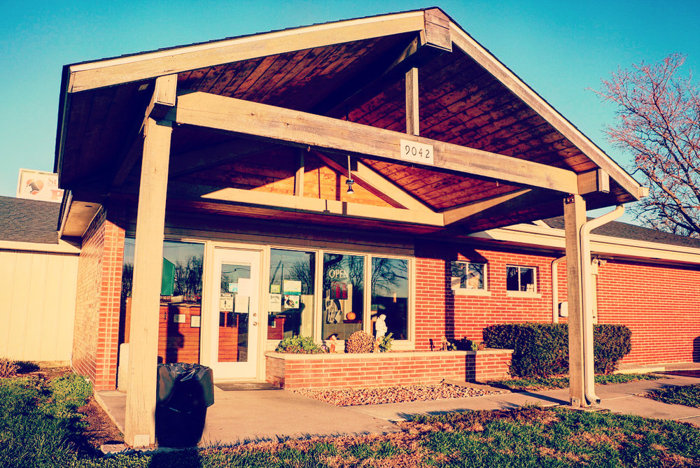 Our Camby/Mooresville Location was built as a veterinary practice over 75 years ago.