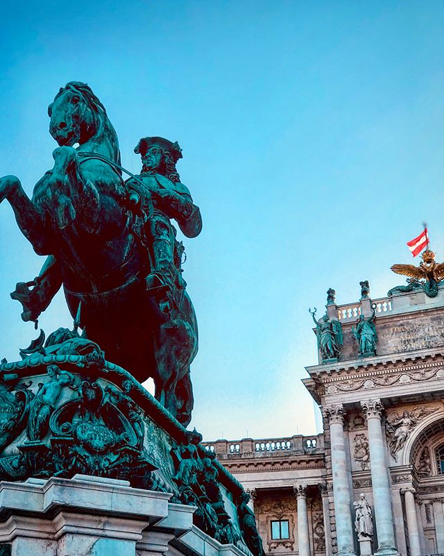 Vienna at Christmas has to be my favorite city! From all the classical music history to the stunning architecture, plus the holiday lights, it is so magical. We had the chance to see a Mozart and Strauss concert and afterwards we explored the town at night in all of its glory. #myvikingstory