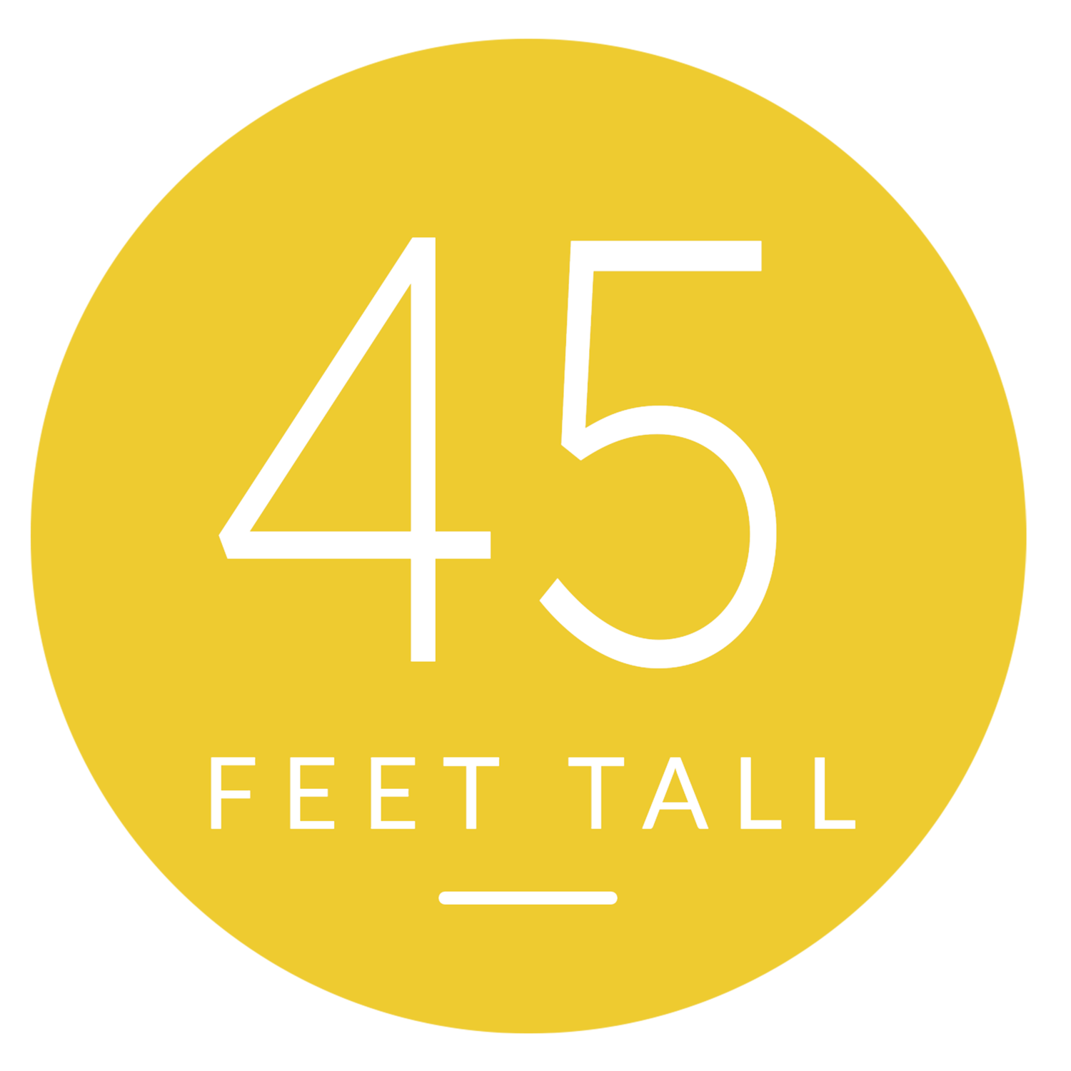45 FEET TALL PRODUCTIONS