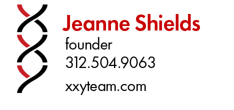 Jeanne Shields XXYteam