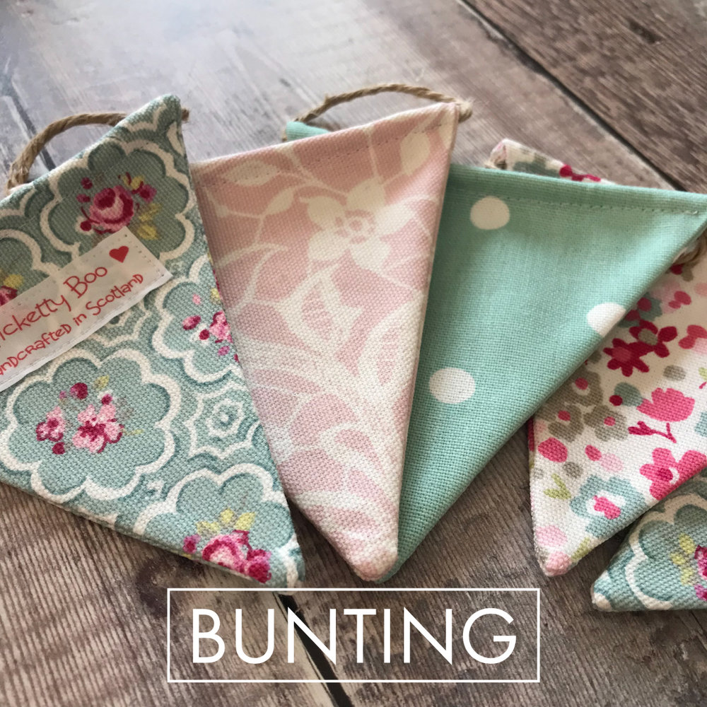 Category Bunting