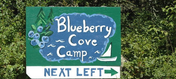 Blueberry Cove Camp
