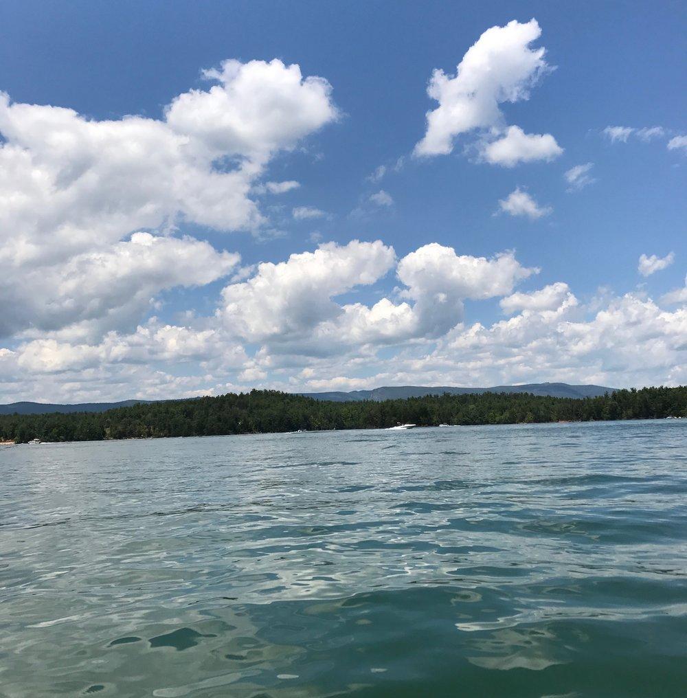 Lake James, North Carolina