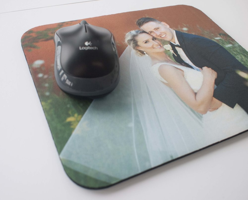 CUSTOM MOUSE PAD | $15