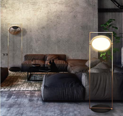 DORIAN famiglia di lampade disegnata da Marcello Colli per Contardi Lighting