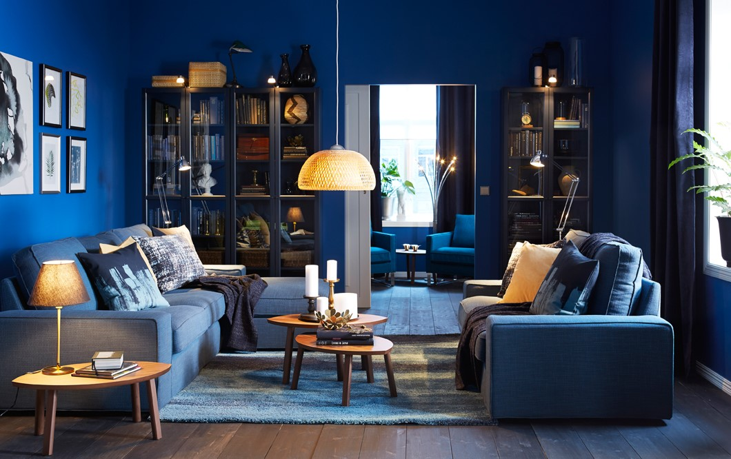 Stockholm Nesting Tables by Ikea