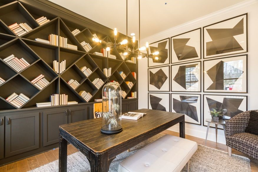 design trend gray cabinetry