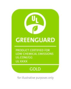 Greenguard air quality certification
