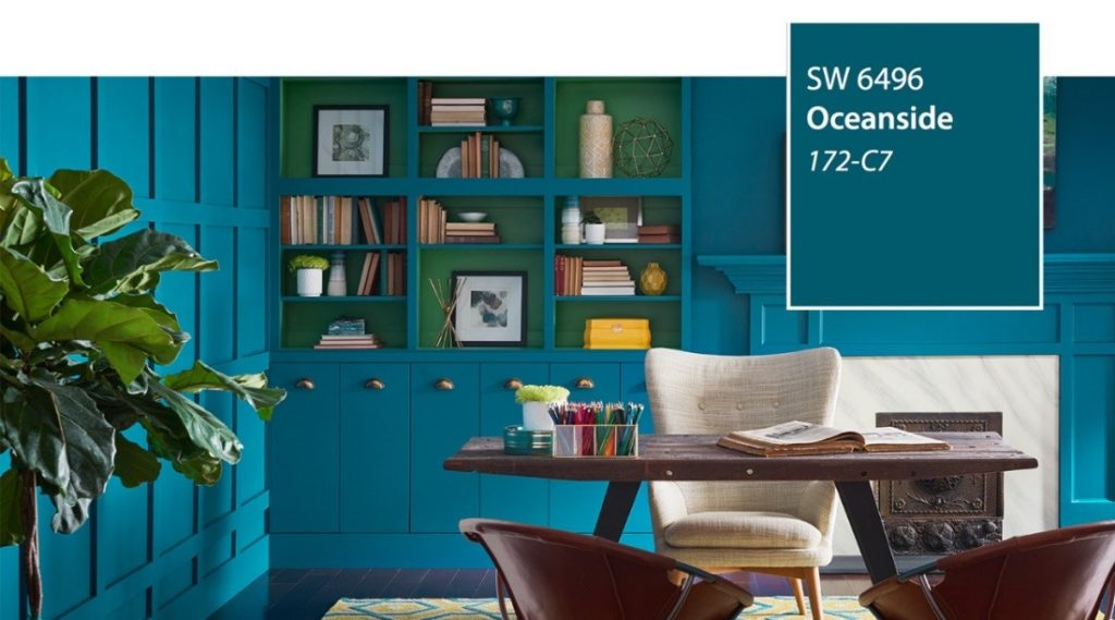Sherwin Williams Paint color of the year