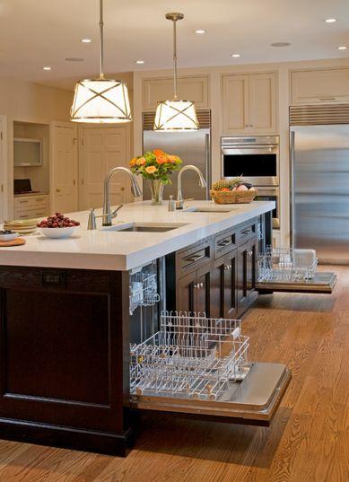 versatile kitchen island