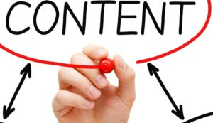 content in online marketing