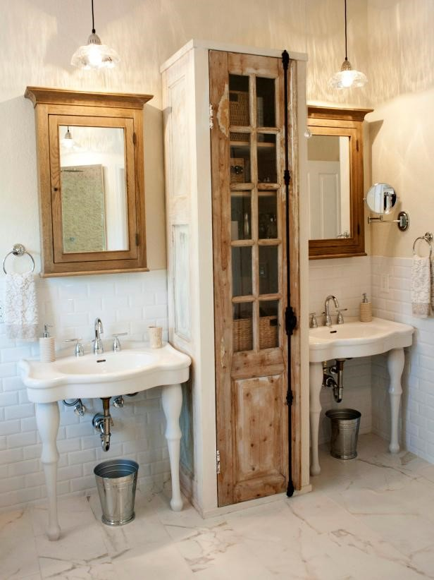 space saving bathroom design