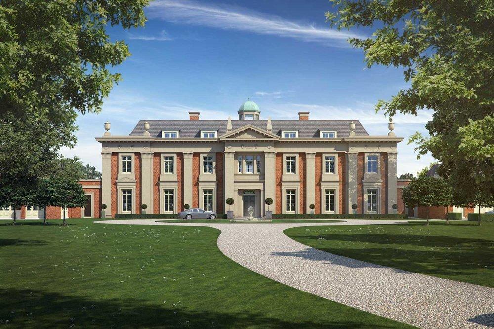 Property CGI of Penbury Grove