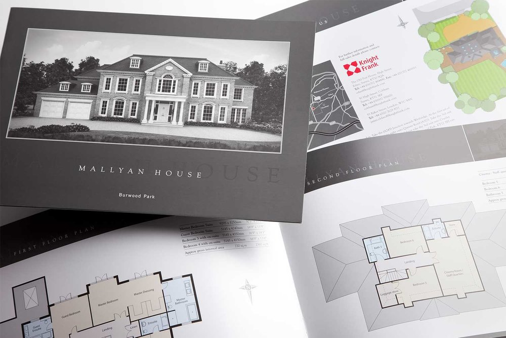 Property Brochure Spreads