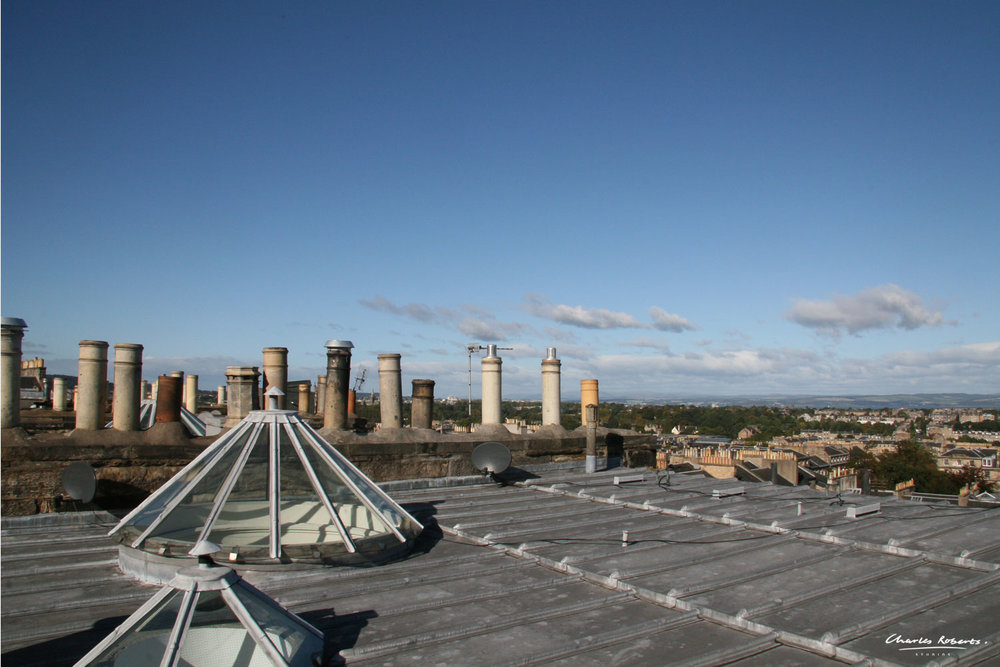 Existing rooftop