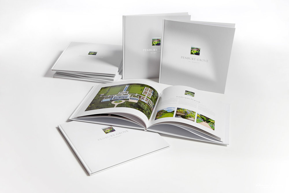 Property brochure design for Penbury Grove