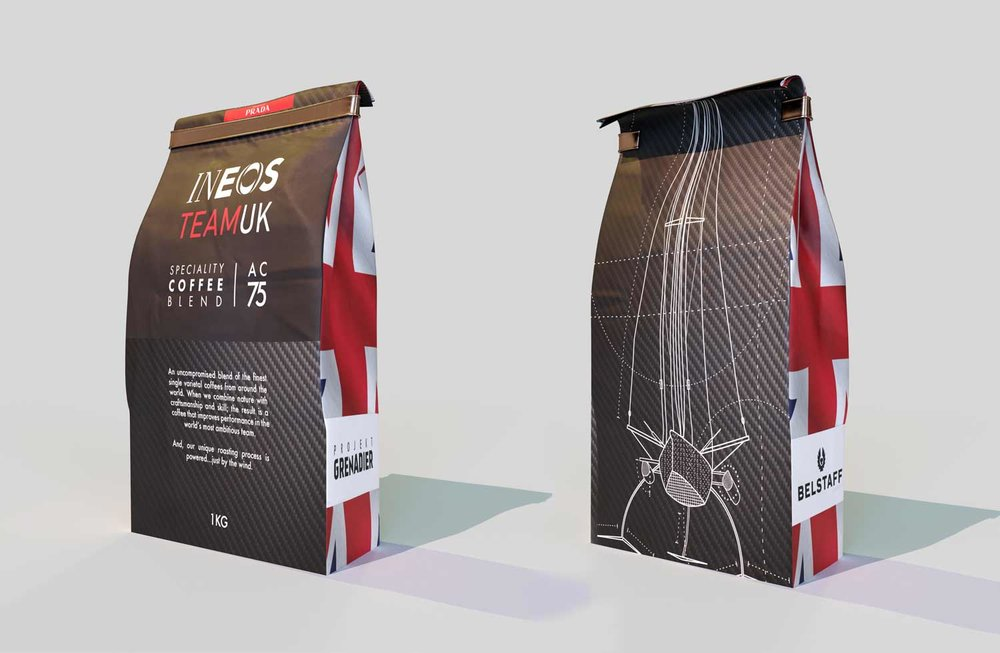 3d visualisation of packaging
