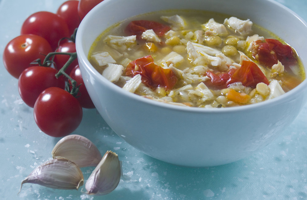 soup is quick, nutritious and cheap! -