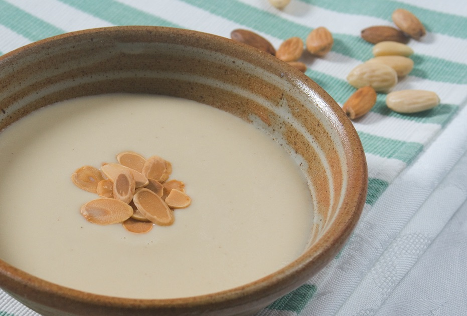 FENNEL & ALMOND SOUP