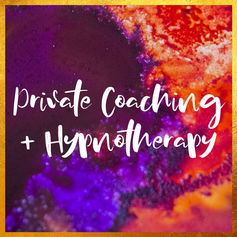 private coaching and hypnotherapy with devon