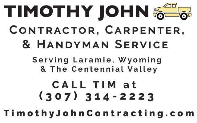 Timothy John Contracting & Handyman