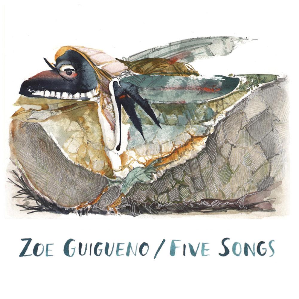 Five Songs    Zoe Guigueno  2018