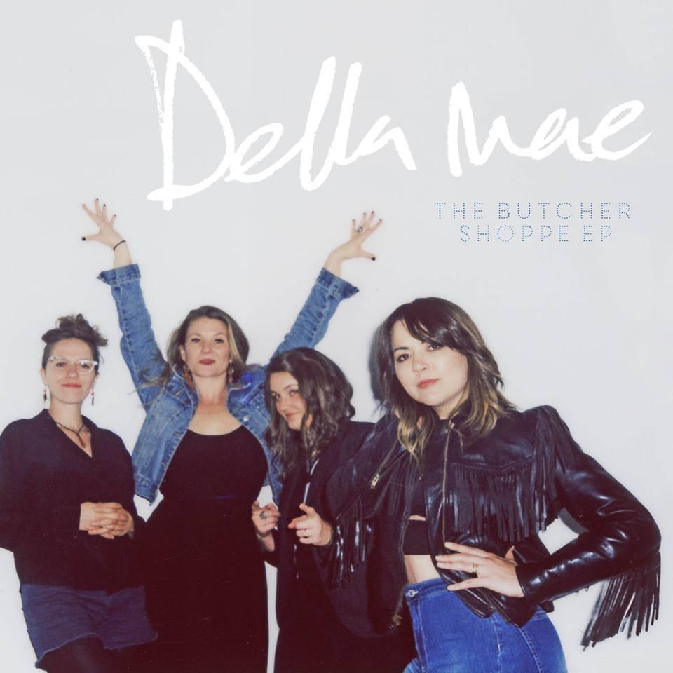 The Butcher Shoppe EP    Della Mae  Rounder Records, 2019