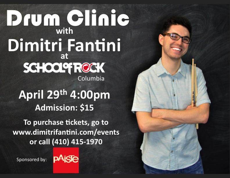 Dimitri Fantini Drum Clinic SOR Poster.jpg