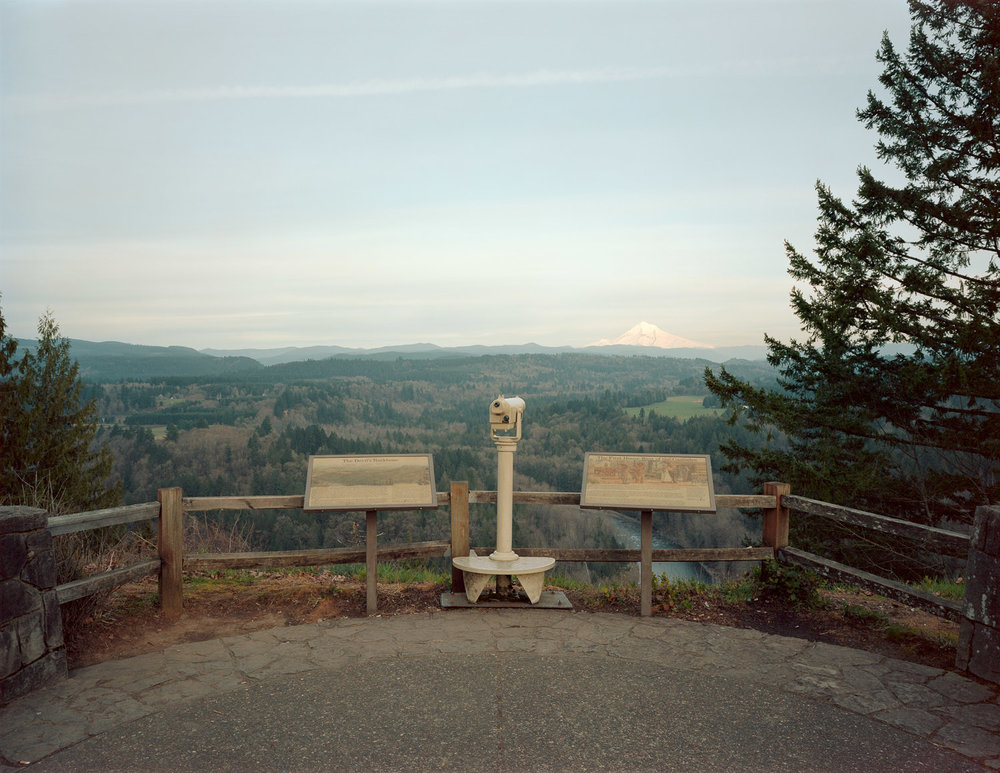 Jonsrud View Point, Sandy, Oregon, 2015