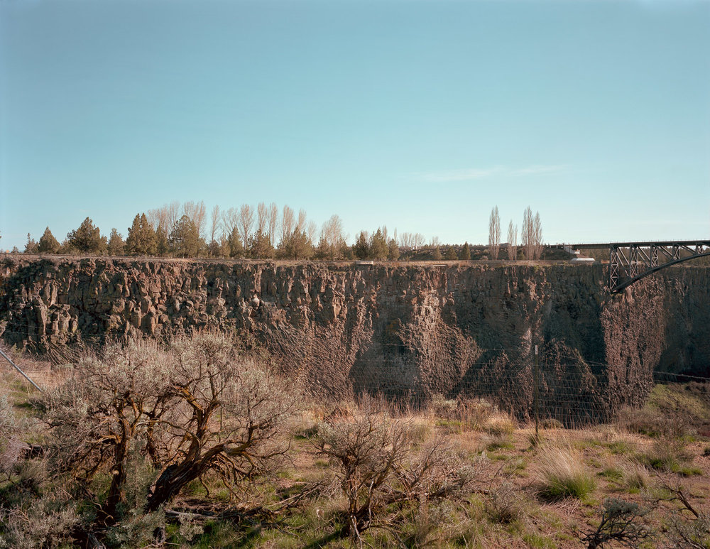 View of Peter Skene Ogden State Park, Terrebonne, OR, 2015