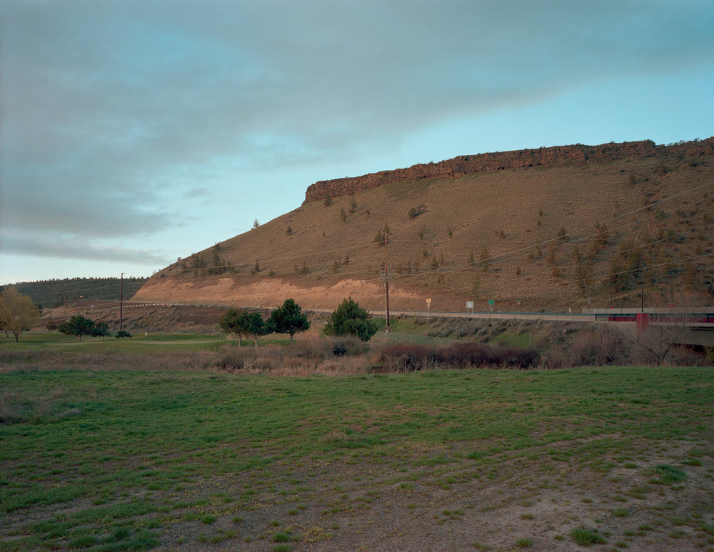 View of Ochoco Wayside State Park, Prineville, OR, 2015
