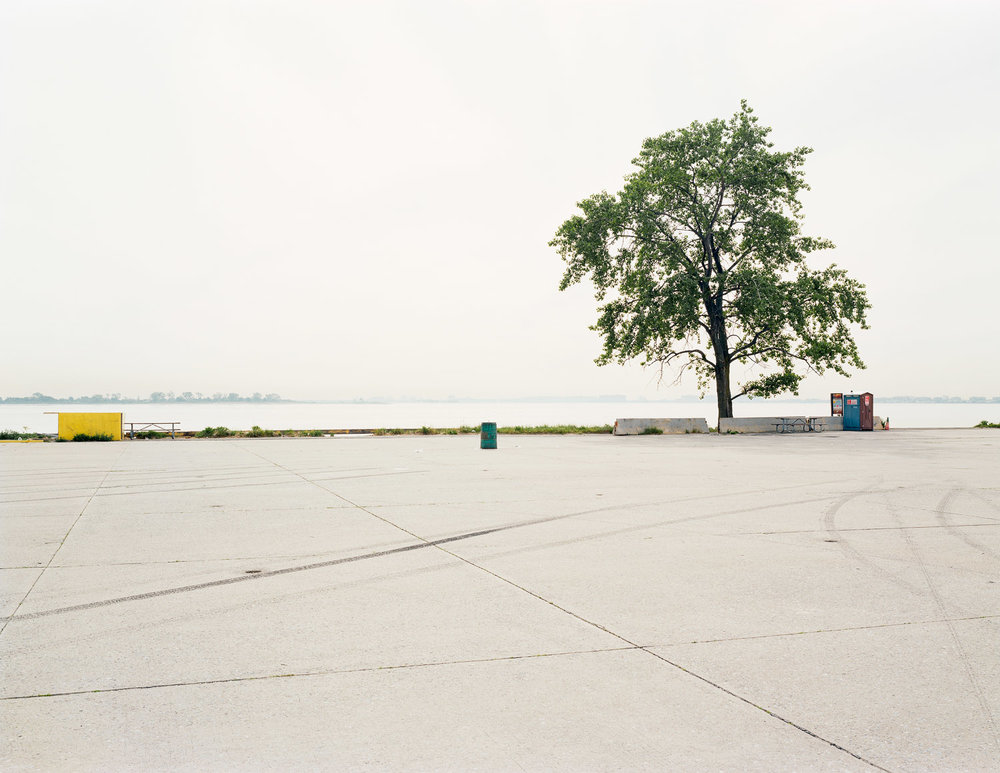Picnic area, Jamaica Bay, Brooklyn, New York, 2010
