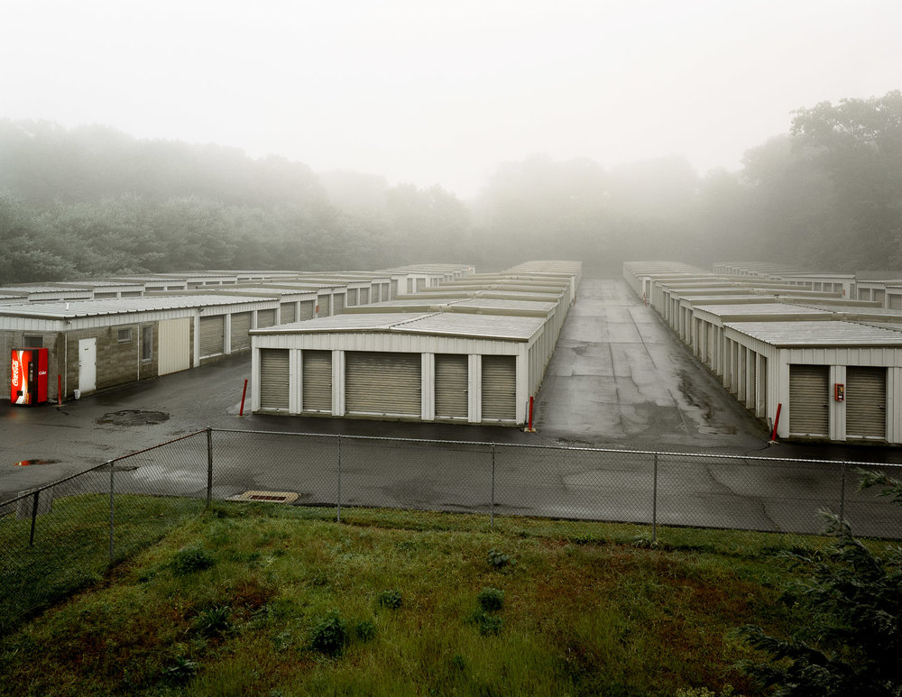 Storage units, Niantic, Connecticut, 2009