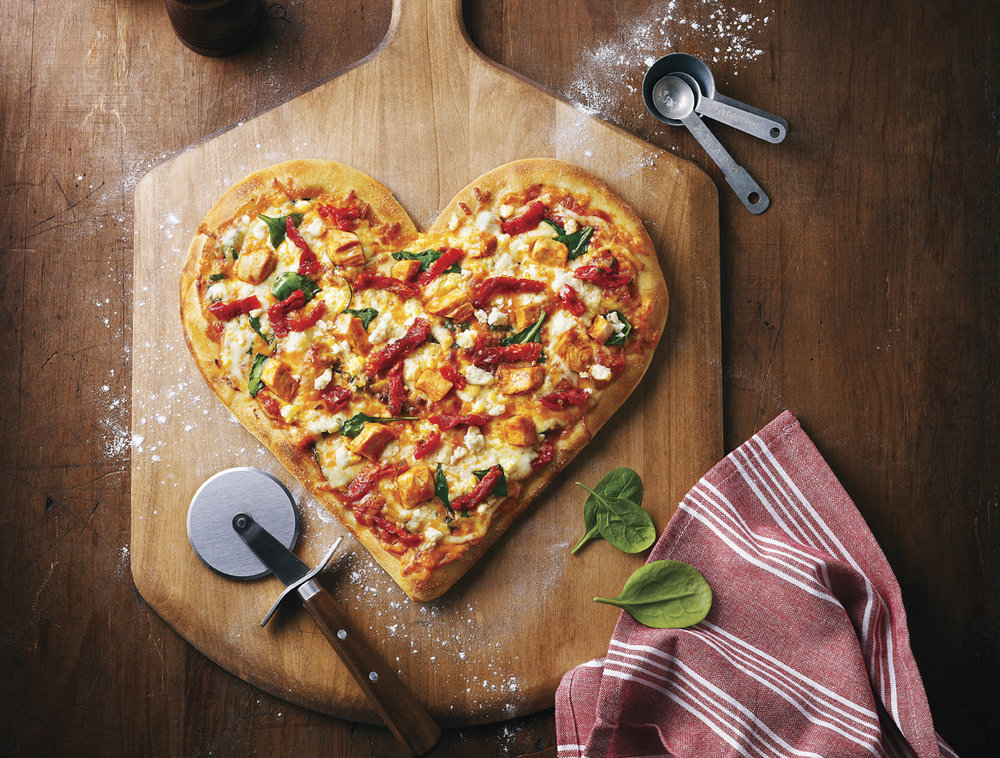 Pre-order your Heart Shaped 18