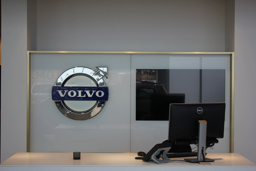 Volvo Dealership  -