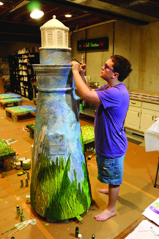 Jeff Hanson painting sculpture.jpg