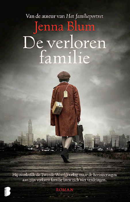 The Lost Family is a Netherlands bestseller! - FEBRUARY 2018: JOOPIE!  The Dutch version of The Lost Family, De Verloren Familie, has been on the Netherlands bestseller list for 12 straight weeks, having been published there in November 2017. Bedankt, Dutch readers, booksellers, and publisher De Boekeriji XXX