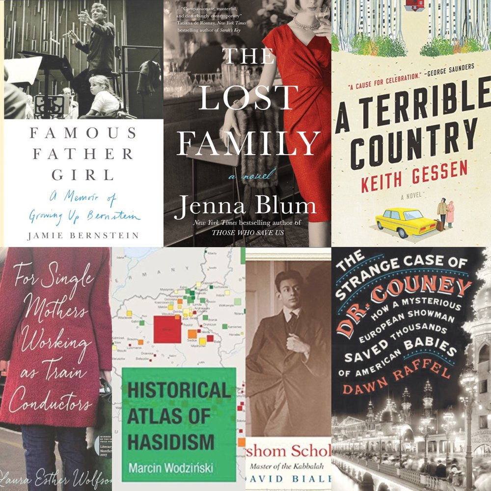 The Jewish Journal Names The Lost Family 1 of 7 Must-Read Books for Summer - We are kvelling that the Jewish Journal  has selected The Lost Family as one of seven must-read books this summer! For the whole list, please click here.