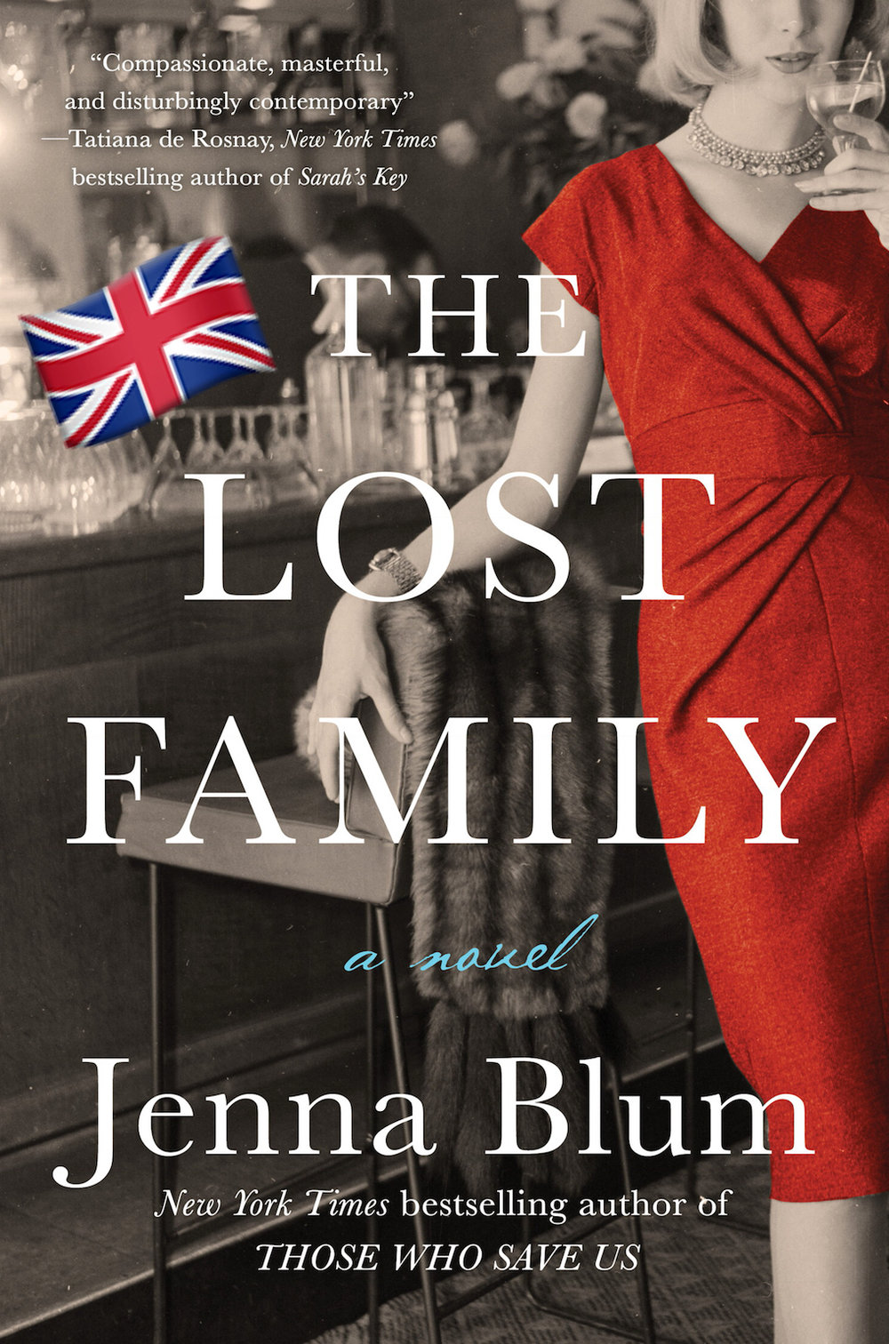 Introducing The Lost Family UK edition!🇬🇧 - We are thrilled to announce to our friends across the pond that The Lost Family is available NOW in the UK as an e-book from Blackfriars Books, an imprint of Little, Brown. Watch for the paperback coming in Fall 2018–meanwhile, happy e-reading! CinCIn! To purchase and download, please click here.